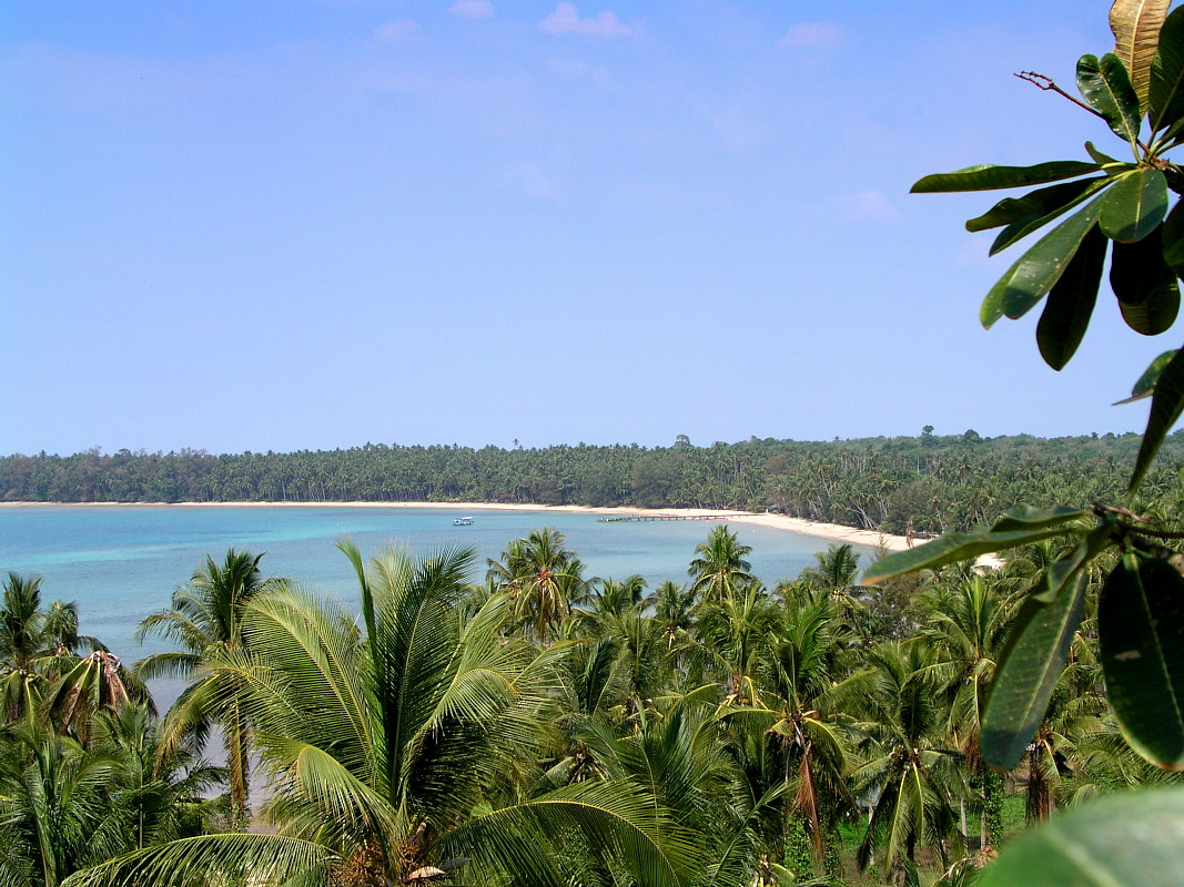 Koh Mak is just one of the stunning islands off Thailand's east coast